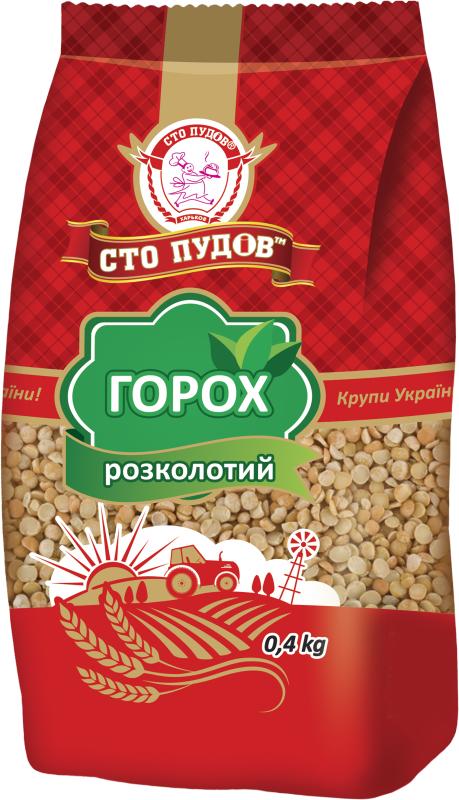 """Buy Green split peas """"Tsar Goroh"""", 400 g"""