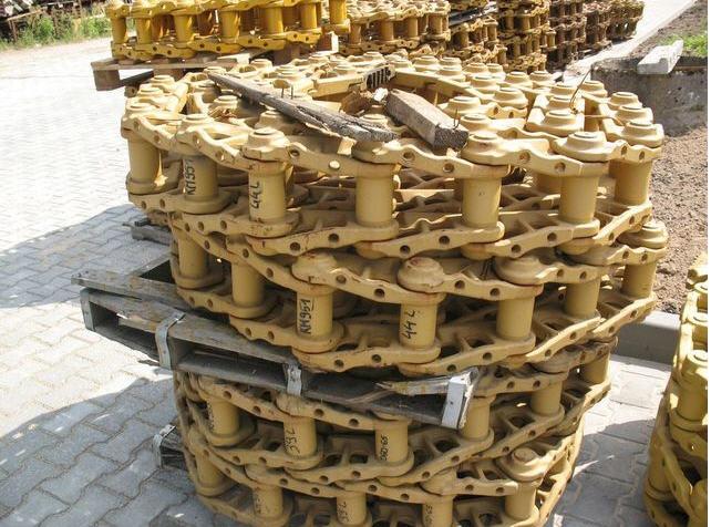 Купить Гусеницы ролики, цепь, направляющие колеса для бульдозера KOMATSU
