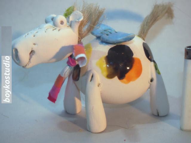Buy New Year's gifts - Horses, horses, New Year (lo3)