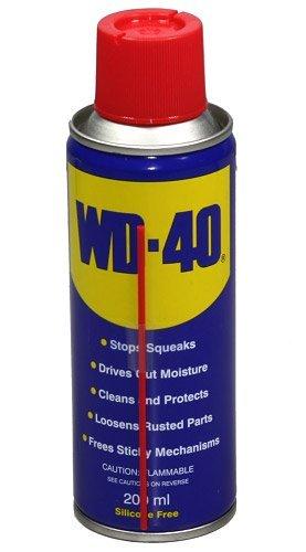 Купить Смазка универсальная WD-40 аэрозоль, 200мл