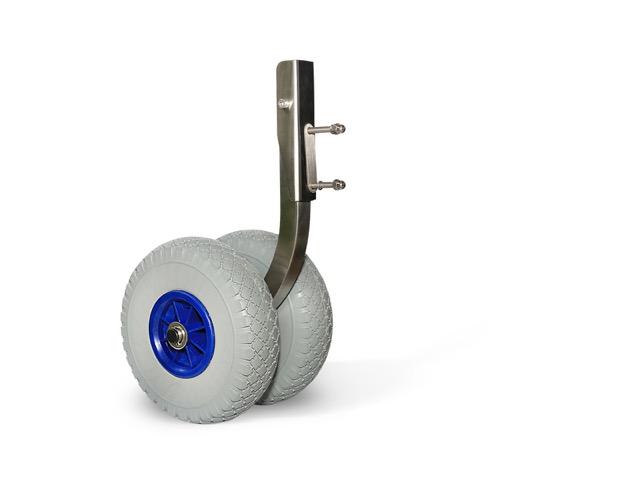 транцевые колеса для хантера