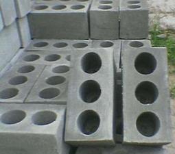 Блоки бетонные простеночные, железобетон, ЖБИ, ЖБК