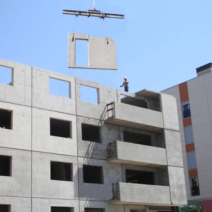 Plates are peregorodochny keramzitobetonny, reinforced concrete, concrete goods, ZhBK