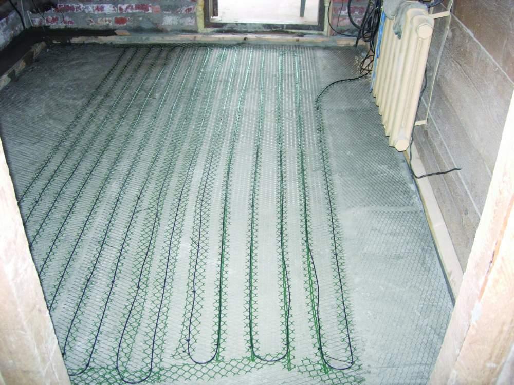 Двужильный нагревательный кабель A.Rak SIPC 6115-20