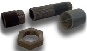 Фитинги резьбовые стальные / оцинкованные