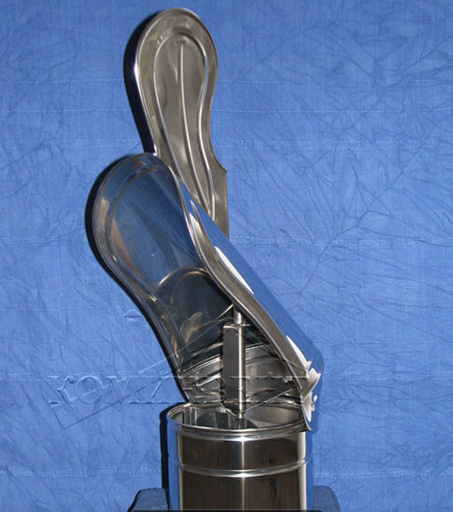 Флюгер, сталь нж AISI 316 ( 14401 )