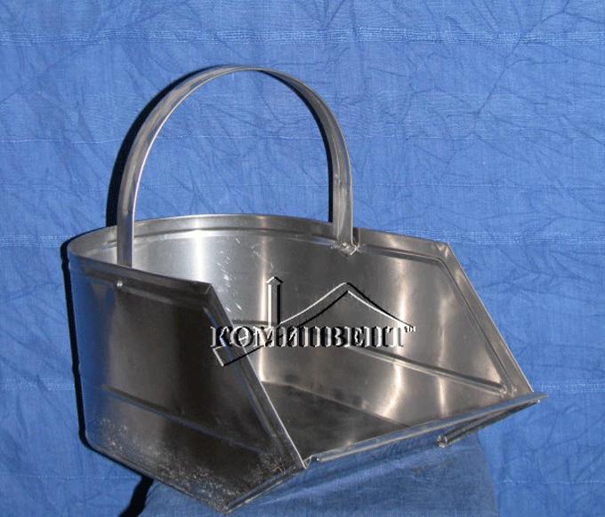 Зольник для печей и каминов, нержавеющая сталь. Изготовим мангалы, барбекю, шашлычницы, коптильни из нержавеющей стали по индивидуальному заказу.