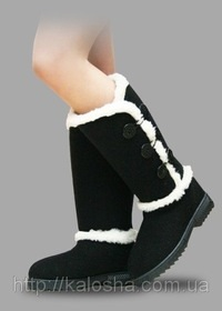 Зимние сапоги женские 2 16 - Магазин обуви Kwinto-Shoes