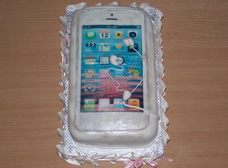 фото торты из мастики на заказ