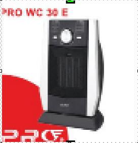 Купить Тепловентиляторы PRO WC-30E