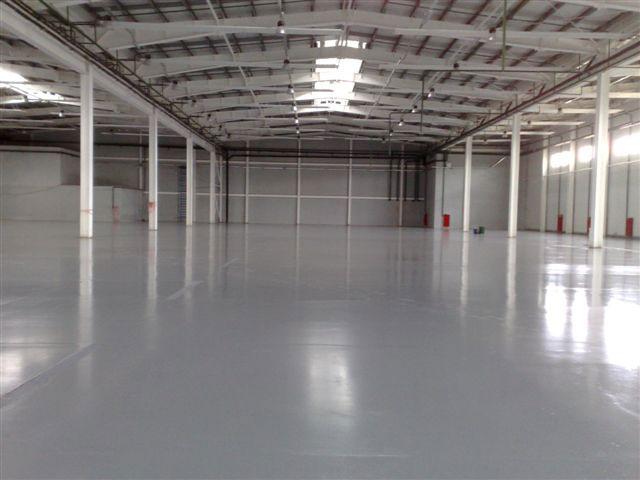 Купити Підлоги бетонні промислові