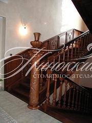 Купить Лестницы деревянные