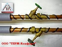Кабель для обогрева труб в Украине