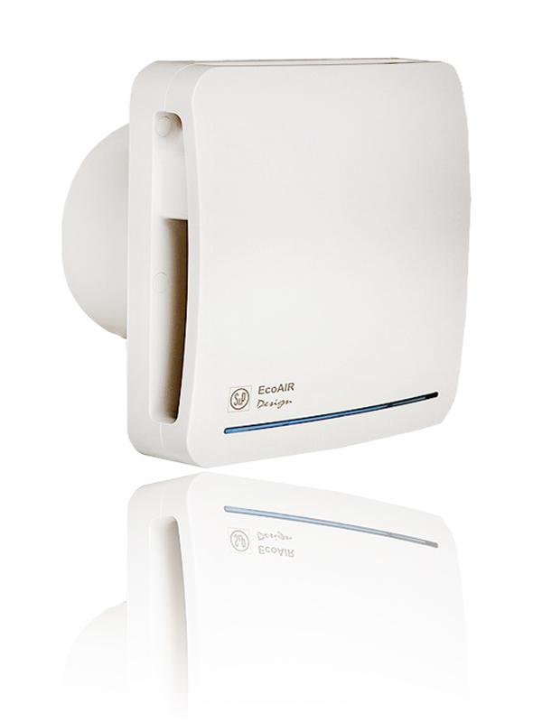 Центробежный настенный вентилятор ECOAIR DESIGN ECOWATT S