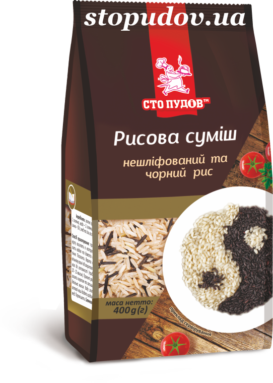Buy The rice mixture, 0.4 kg