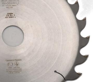 Buy Circular saws for longitudinal sawing up of wood