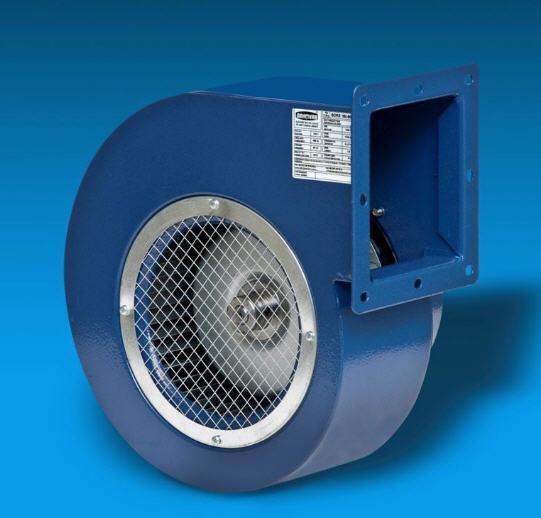 Центробежный вентилятор со встроенным двигателем BDRS 125-50
