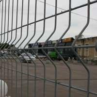 Купить Проволочный забор ТМ Казачка. Гарячеоцинкованная секция 2,0х2,0 м