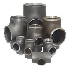 Тройники стальные равнопроходные Ду15-600