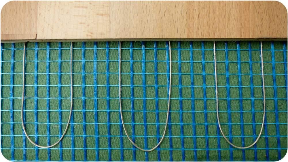Тёплый пол под ламинат, Маты одножильные FHL 2135 200 Вт/кв.м., 220-230 V, Германия