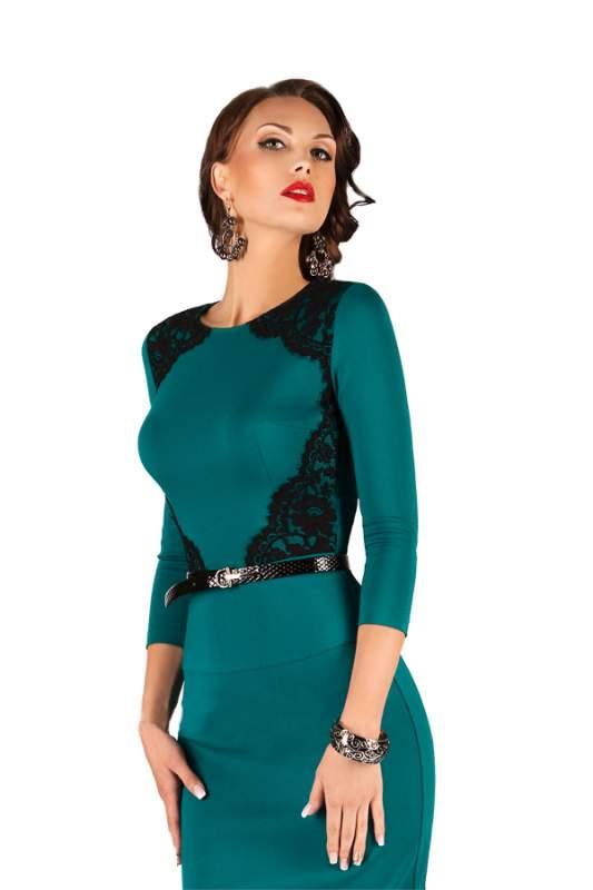 Заказать платье с гипюром