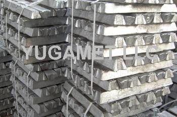 Buy Aluminum alloys in ingots, silumins DIN 1706 EN AC-44100 ALSi12(b), EN AC-44200 AlSi12(a), EN AC-43000 AlSi10Mg(a), EN AC-43100 AlSiMg(b)