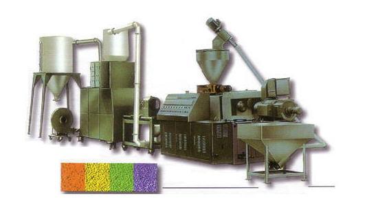 Купить Экструзионное оборудование для переработки полимерных материалов