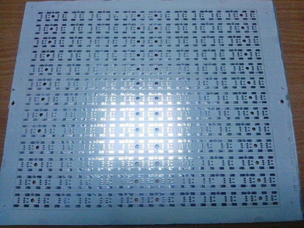Платы печатные на алюминиевой основе
