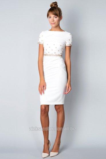 a5f7bfcc5cfefb Плаття біле класика купити в Київ