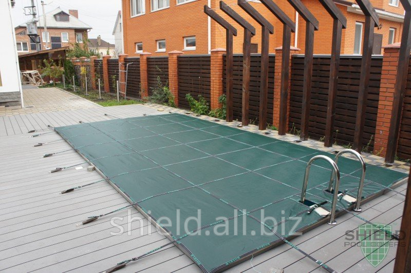 Universal Shield cover for the pool