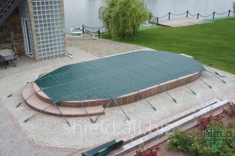 Накрытие Shield для бассейна любого типа