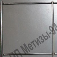 Buy Grid welded zinced 50,8*50,8*2,0 mm (zinc to 50 g/m2). A grid for protections