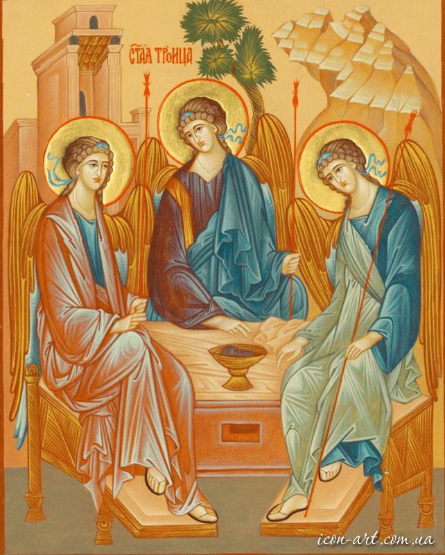 Buy Analoyny icon Holy Trinity
