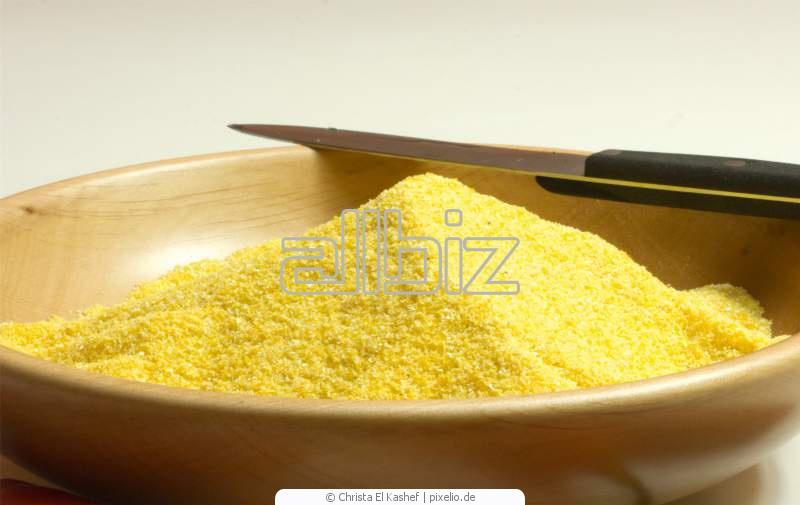 Купить Крупы кукурузные мелкого помола
