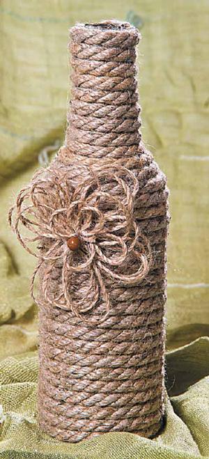 Упаковочный декоративный шпагат для вина-производство, оптовые продажи по Украине.