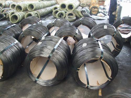 Купить Проволока пружинная диаметр 2,5 мм ГОСТ 9389-75. Проволока для пружин
