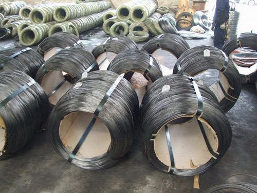 Buy Spring wire with a diameter of 0,8 mm of state standard specification 9389-75. A wire for springs