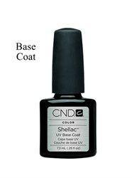 Купить Базы, топы для гель лаков CND Shellac Base Coat Основа , 7,3мл