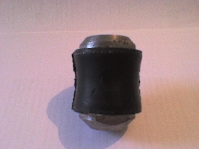 Купить Муфта резиновая к вибробулаве диаметром 38 мм, 51 мм, 76 мм.