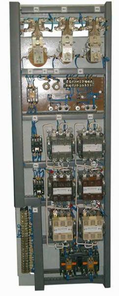 Панель управления  ТАЗ-63