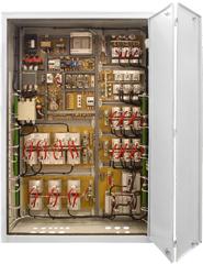 Панель управления  ТСА-161