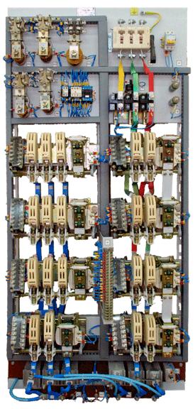 Панель управления  ДТА-250
