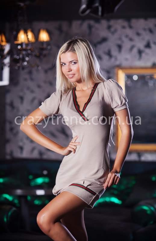 Женские платья от gucci