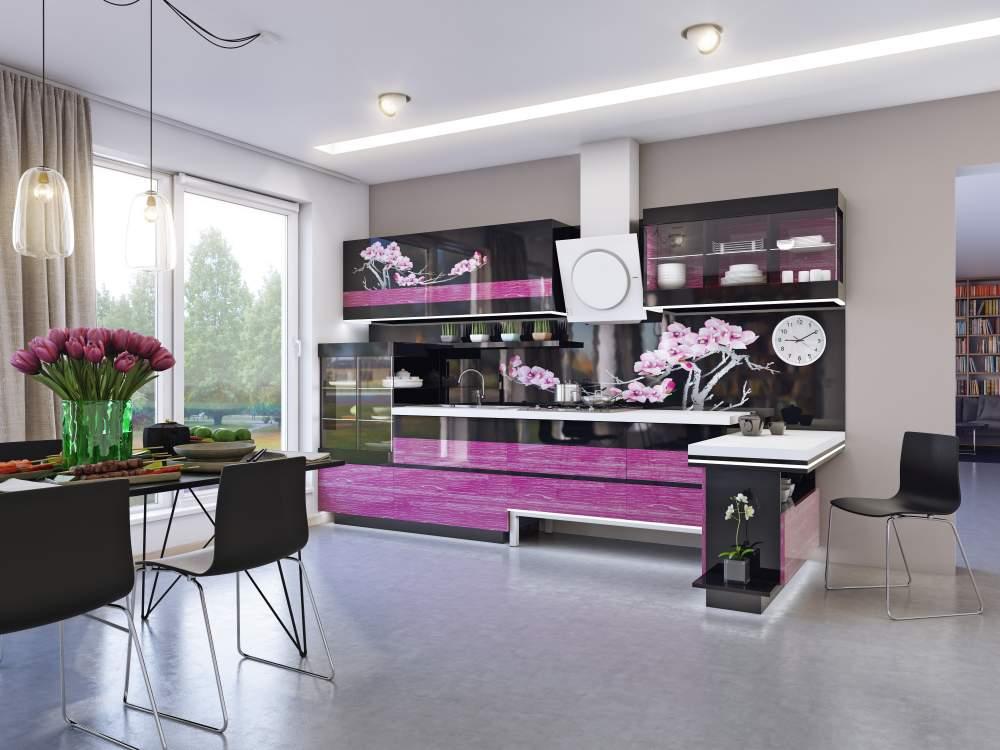 Кухня «Магнолия Суланжа»