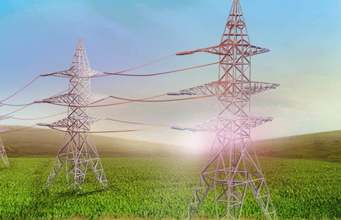 Купить Стальные опоры высоковольтных ЛЭП ВЛ 35, 110, 220, 330, 500 кВ (линий электропередач) унифицированные с комплектующими