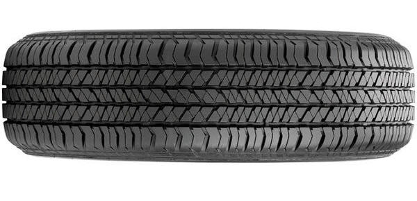 Автомобильные летние шины Bridgestone 275/65 R17 DUELER H/T 840 [115] T купить в Украине. Шины Bridgestone 275/65 R17 DUELER H/T 840 [115] T Летняя шина с асимметричным рисунком протектора для легковых автомобилей