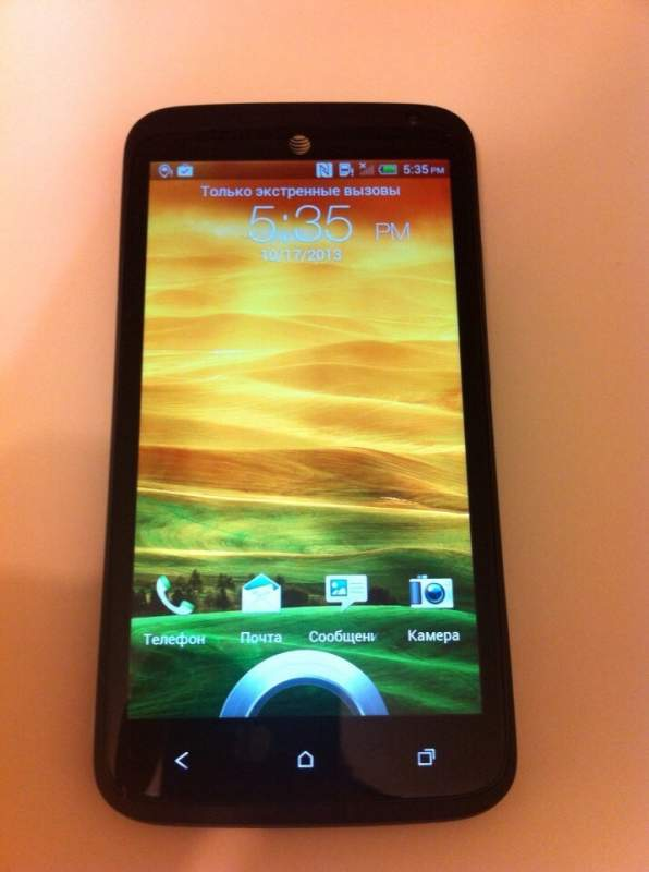 Смартфон HTC One X+ 64GB (Black)