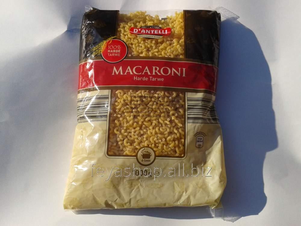 Макаронные изделия Dantelli