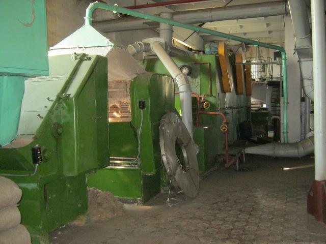 Варочный цех   Оборудование для переработки льна