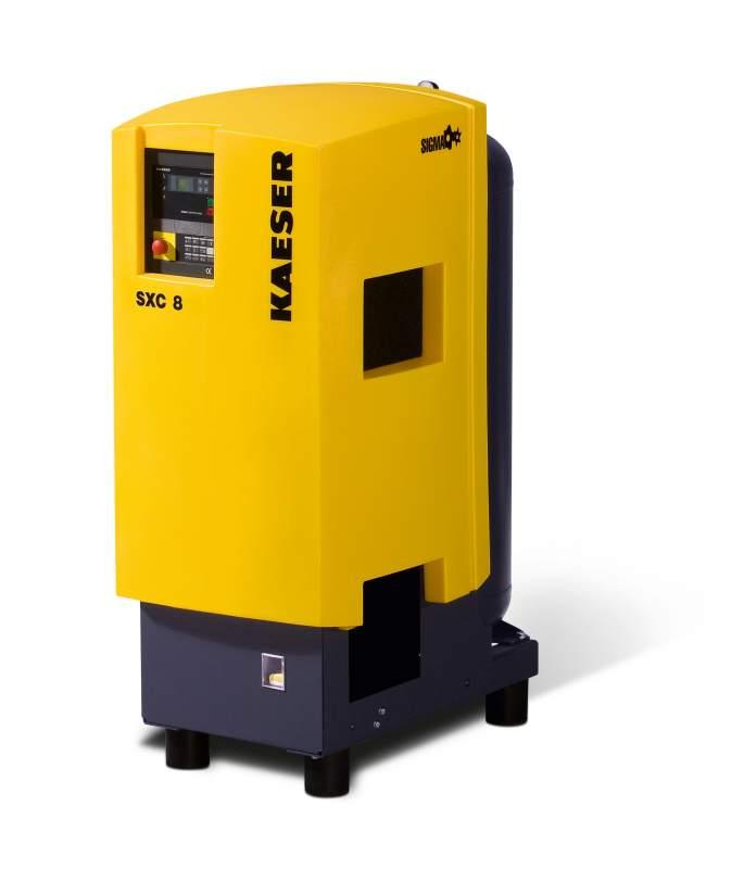 Энергоэффективный промышленный компрессор kaeser
